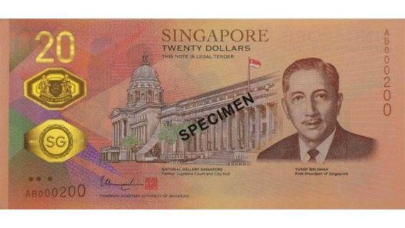 $20 Bicentennial Commemorative Note