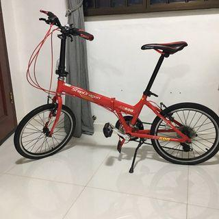 Stepdragon AS600 Superb Compact Foldable Bike (Like New)- Final price