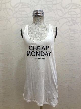 🚚 Cheap Monday Tank