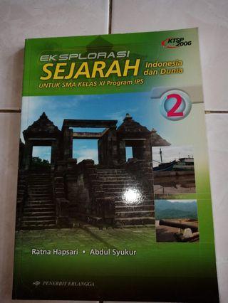 Eksplorasi Sejarah Indonesia dan Dunia