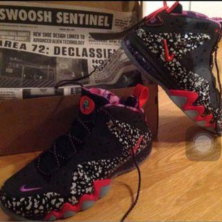 Barkley posite max US 9.5 Free Give Away