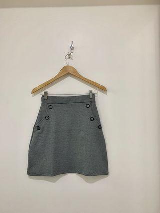 Highwaisted Skirt