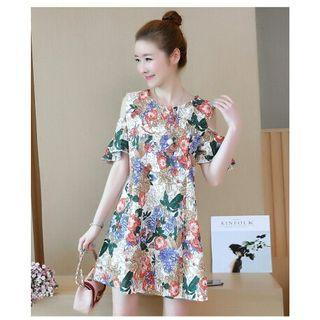 dress wanita import D5MP61T1