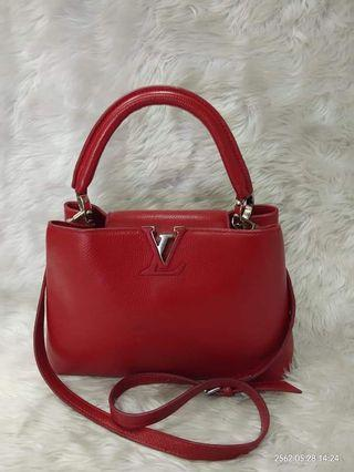 LV with strap
