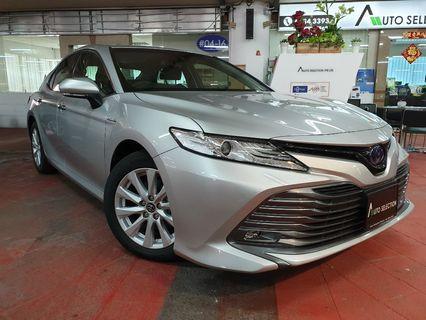 Brand New Toyota Camry 2.5G Hybrid