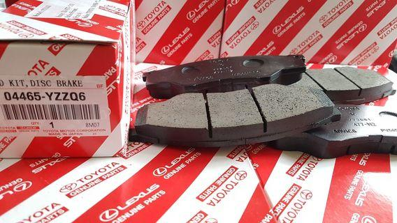 brake pads | Car Parts & Accessories | Carousell Philippines