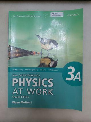 Physics at work // Book 3A // Wave Motion 1