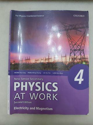 ❗限時減價❗Physics at Work // Book 4 // Electricity & Magnetism