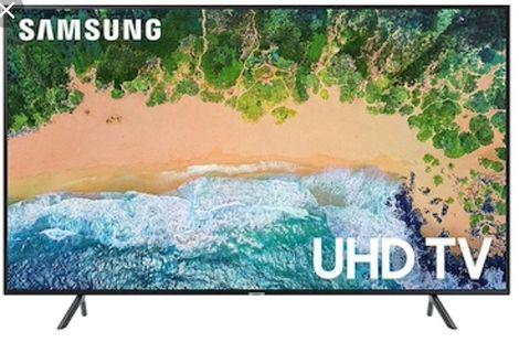 Samsung 75 inches 4K UHD Smart Digital Ready LED TV!!!
