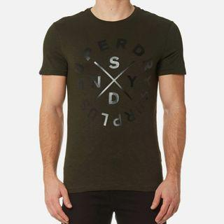 Superdry Surplus Goods S/S Graphic Men's Tee Shirt