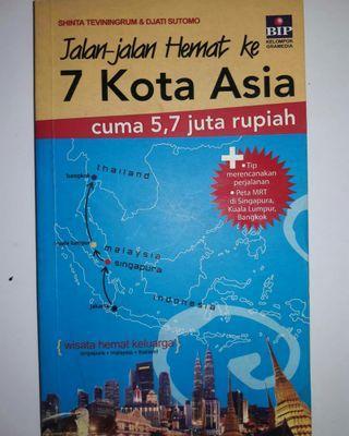 Buku Jalan jalan hemat asia