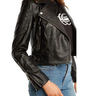 Bardot Kora Biker Jacket