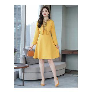 dress korea D5MP57T8