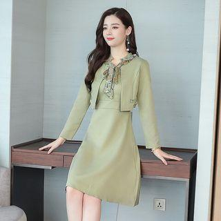 dress korea D5MP57T7
