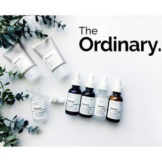 CLEARANCE The Ordinary