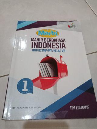 Mahir berbahasa Indonesia 1 kelas 7