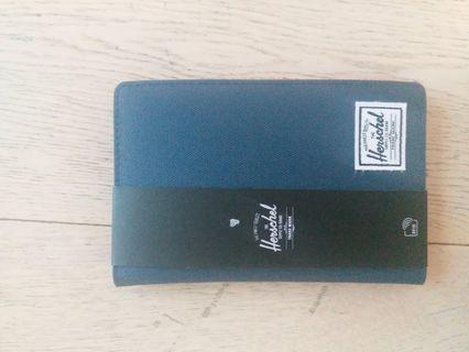 Herschel passport holder