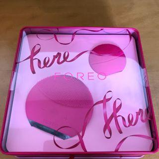 Foreo Here & There Holiday Set :Luna mini 2 + Luna play