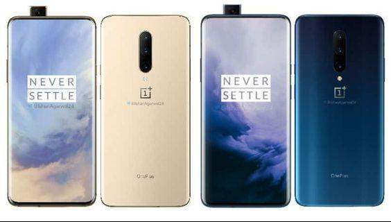 *update*Almond/blue opo OnePlus 7 pro with freebies--12/256gb available now