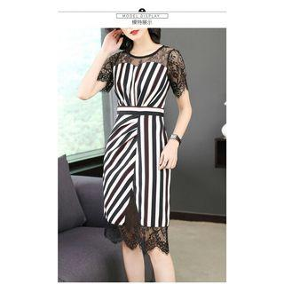 dress korea D5MP57J1