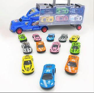Lelong portable truck set