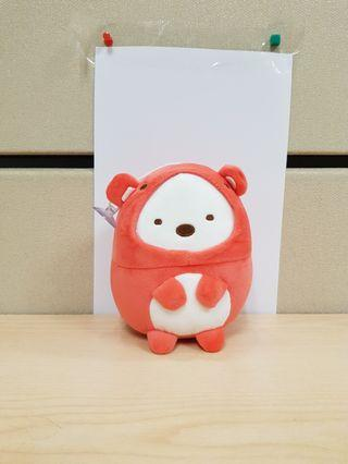 Super cute San-x Sumikkogurashi Shirokuma Shy bear