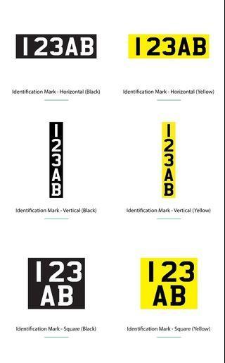 🚚 Sticker Lta