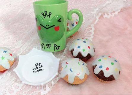 🚚 Animal plastic cup