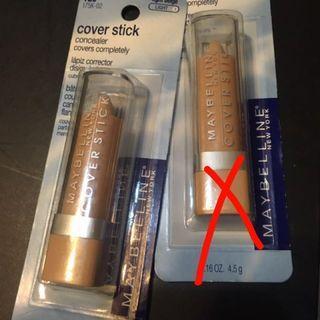 美國直送 正貨Maybelline Cover Stick Concealer