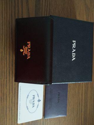 🚚 Brand new! Prada Card Holder