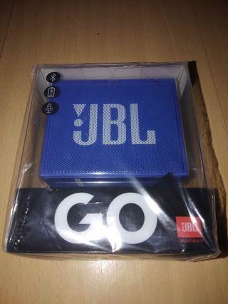 Authentic BNIB Sealed JBL GO Bluetooth Speaker