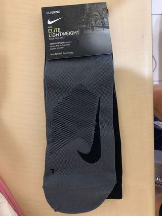 Nike 壓縮長襪 L號