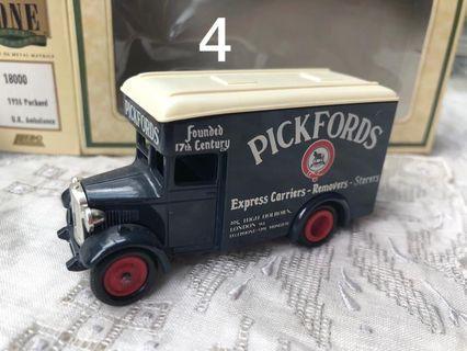 古董英國製復古懷舊老車🚘編號4