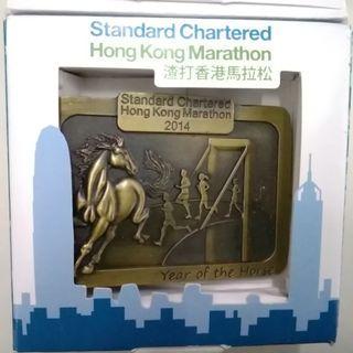 2013, 2015, 2015年 - 香港馬拉松生肖纪念品