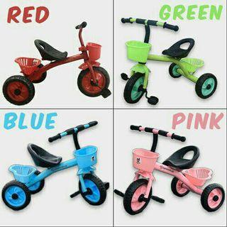 ☘️Lightweight tricycle 3 wheel kids bicycle
