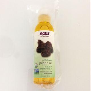 BNIP Now solutions Organic Jojoba Oil