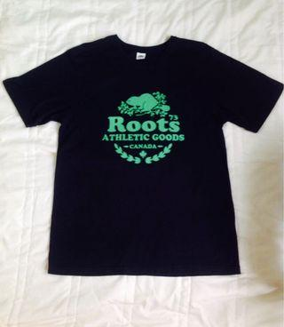 Roots 純棉T(正品)