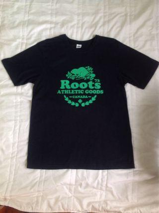 🚚 Roots 純棉T(正品)