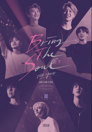 [ONLINE TICKETING BTS BRING THE SOUL]