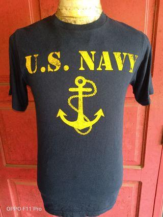T SHIRT US NAVY - ARMY