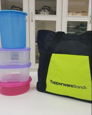 Registration for new member tupperware..
