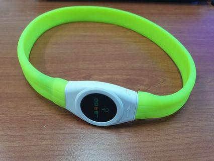 (AF184) USB Rechargeable led dog safety collar