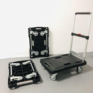 🚚 Trolley Foldable 180kg Load