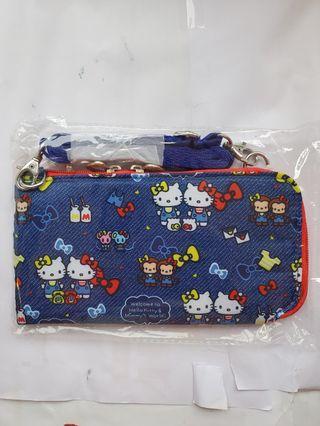 Hello Kitty 斜抈袋