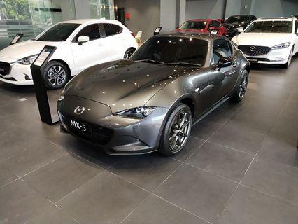 Mazda MX-5 RF 2019 Promo Diskon