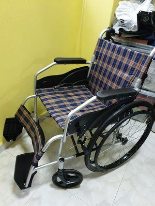 🚚 Assisted Living Wheelchair