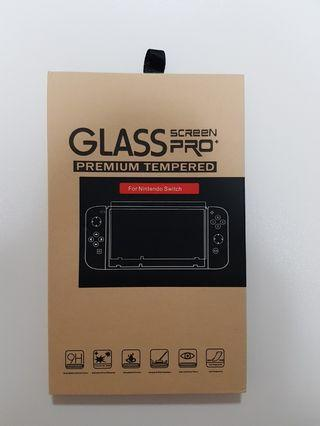 (NEW) Nintendo Switch Tempered Glass Screen Protector