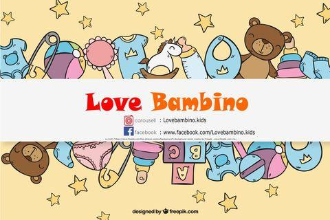 🚚 Love Bambino is on Facebook!