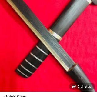 Golok Kayu Wholesale