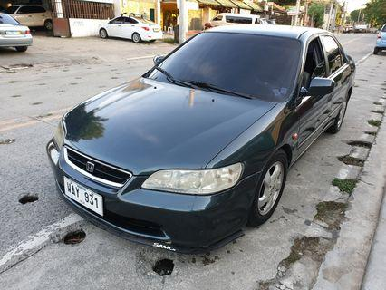 Honda Accord 99 Model VTi Vtec engine Fresh in and out Good condition Matic tranny